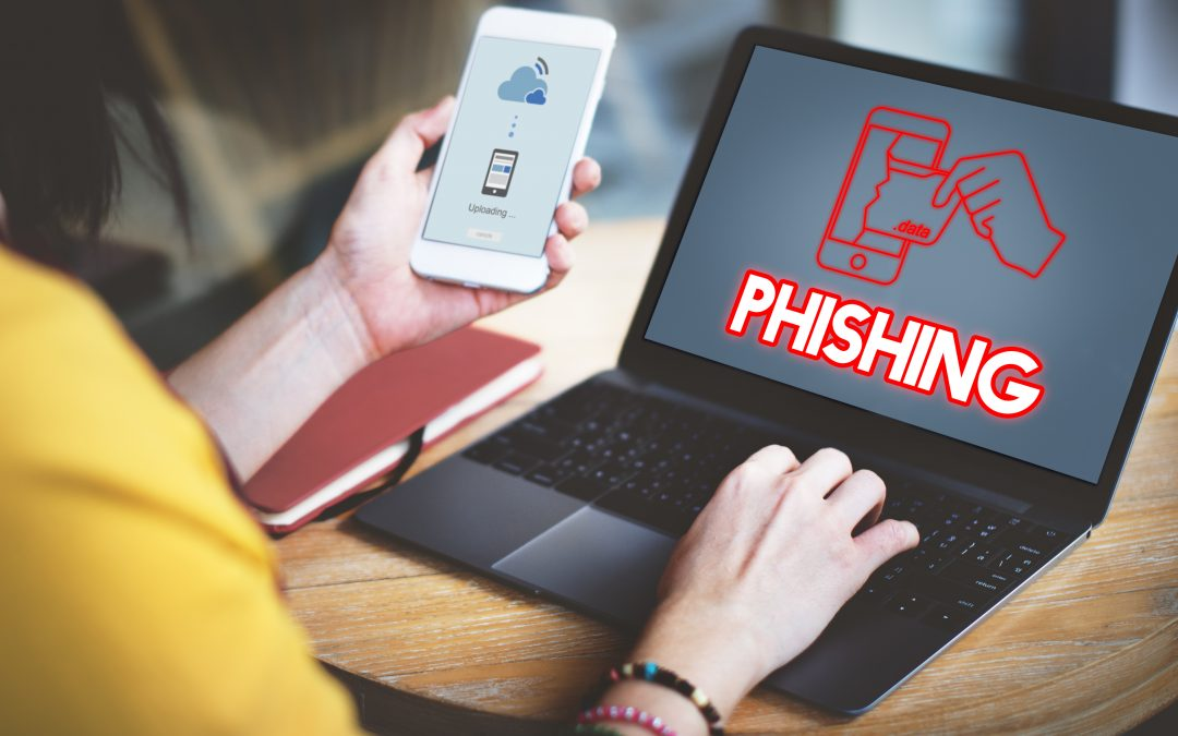 New sophisticated phishing attack – how to spot it and don't be a victim!